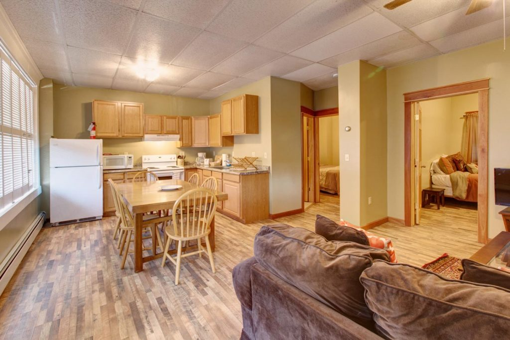 suites on main studio in Margaretville